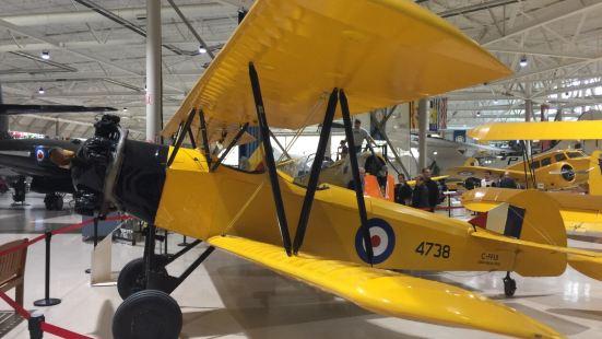 加拿大戰機遺產博物館