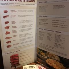Outback Steakhouse User Photo