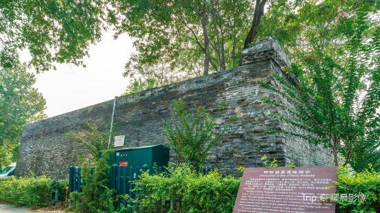 Zhongloutaiji Ruins