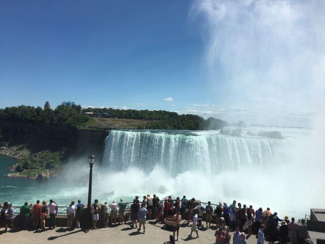 Niagara Parks Welcome Centre