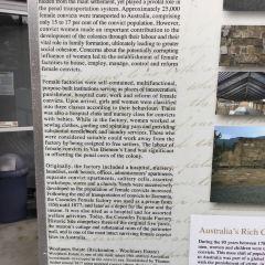Cascades Female Factory Historic Site User Photo