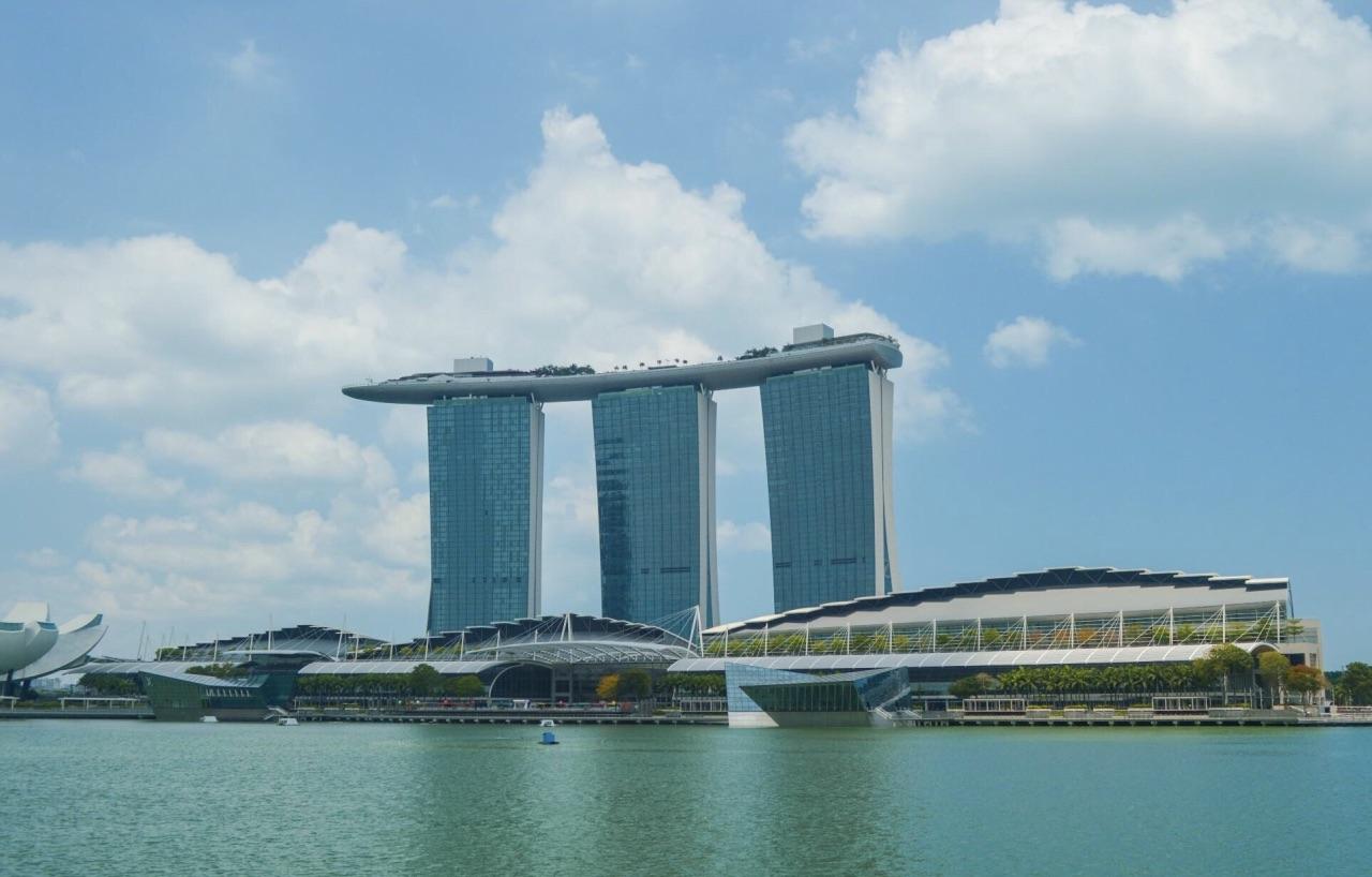 Marina Bay Singapore Tourist Attractions