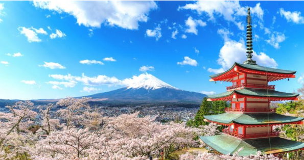 Japan: A Traveler's Guide to Tokyo and Kyoto