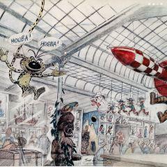 漫畫博物館用戶圖片