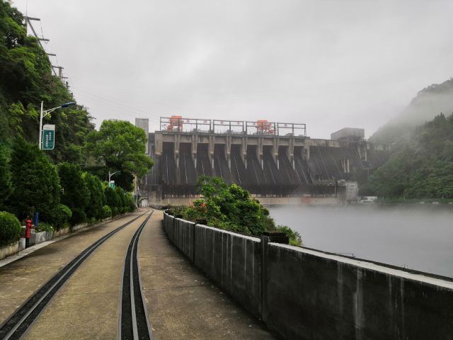 Xin'anjiang Hydropower Station