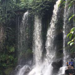 프놈 쿨렌 여행 사진