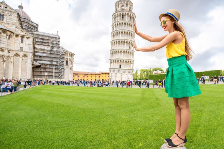 A Handy Guide to The Leaning Tower of Pisa