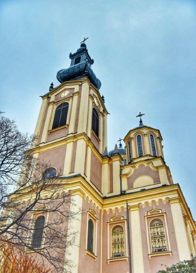 薩拉熱窩舊東正教教堂
