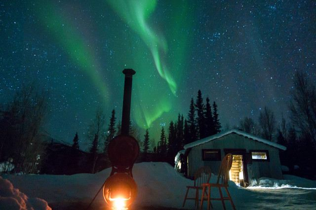 Northen Lights in Alaska: 4 Places to Get the Best Photos & Travel Around Alaska in Winter (Updated 2020)