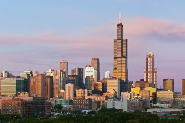 2020 Chicago Skyline: 10 Iconic Chicago Skyline Buildings and How to Explore