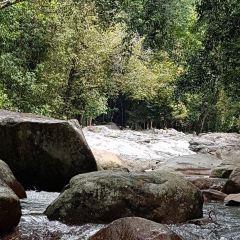 힌 라드 폭포 여행 사진