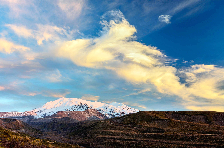 魯阿佩胡火山