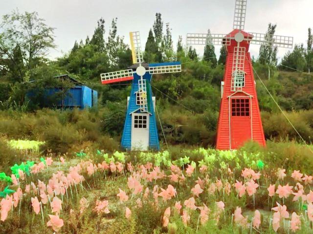 山西鳳凰山生態植物園