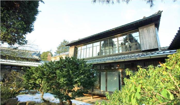 신흥동 일본식가옥 (히로쓰 가옥)