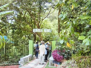 Rimba Ilmu Botanic Garden