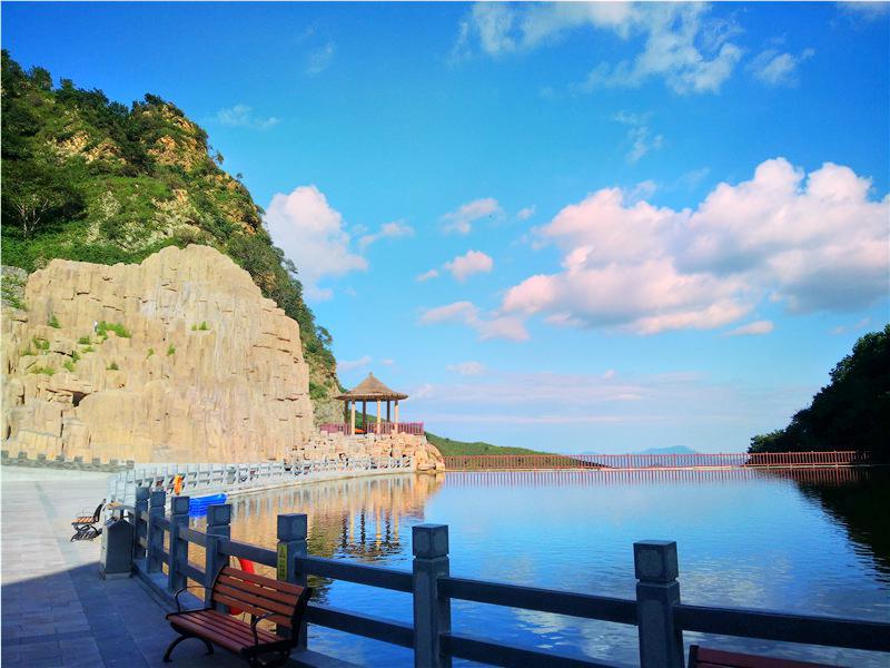 Bairuigu Sceneic Area