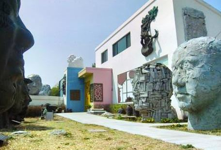 Kim's Art Field美術館