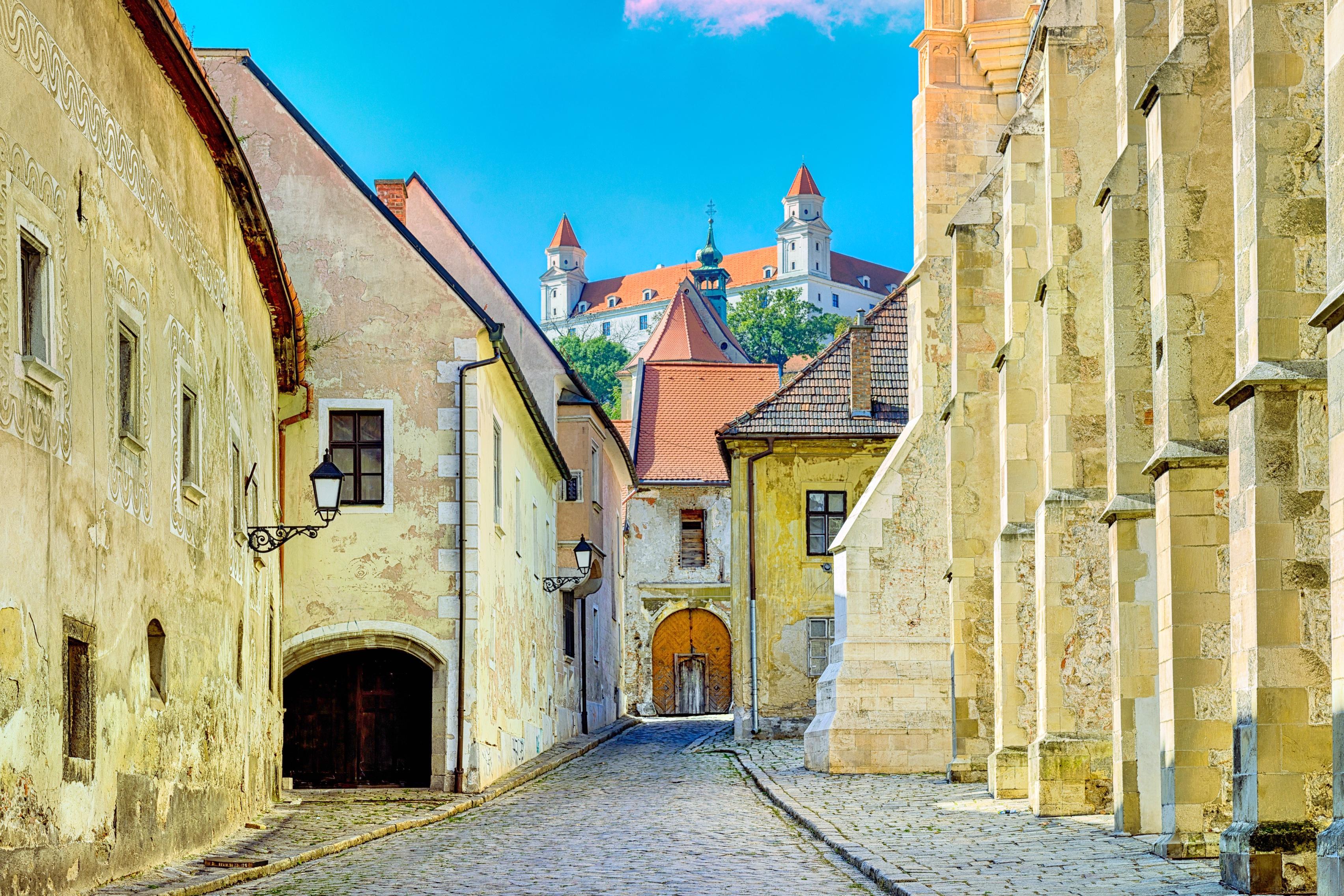 Bratislava Old Town