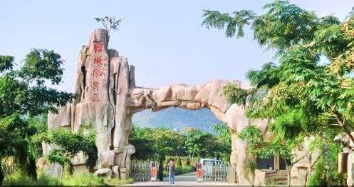 汝州怪坡景區