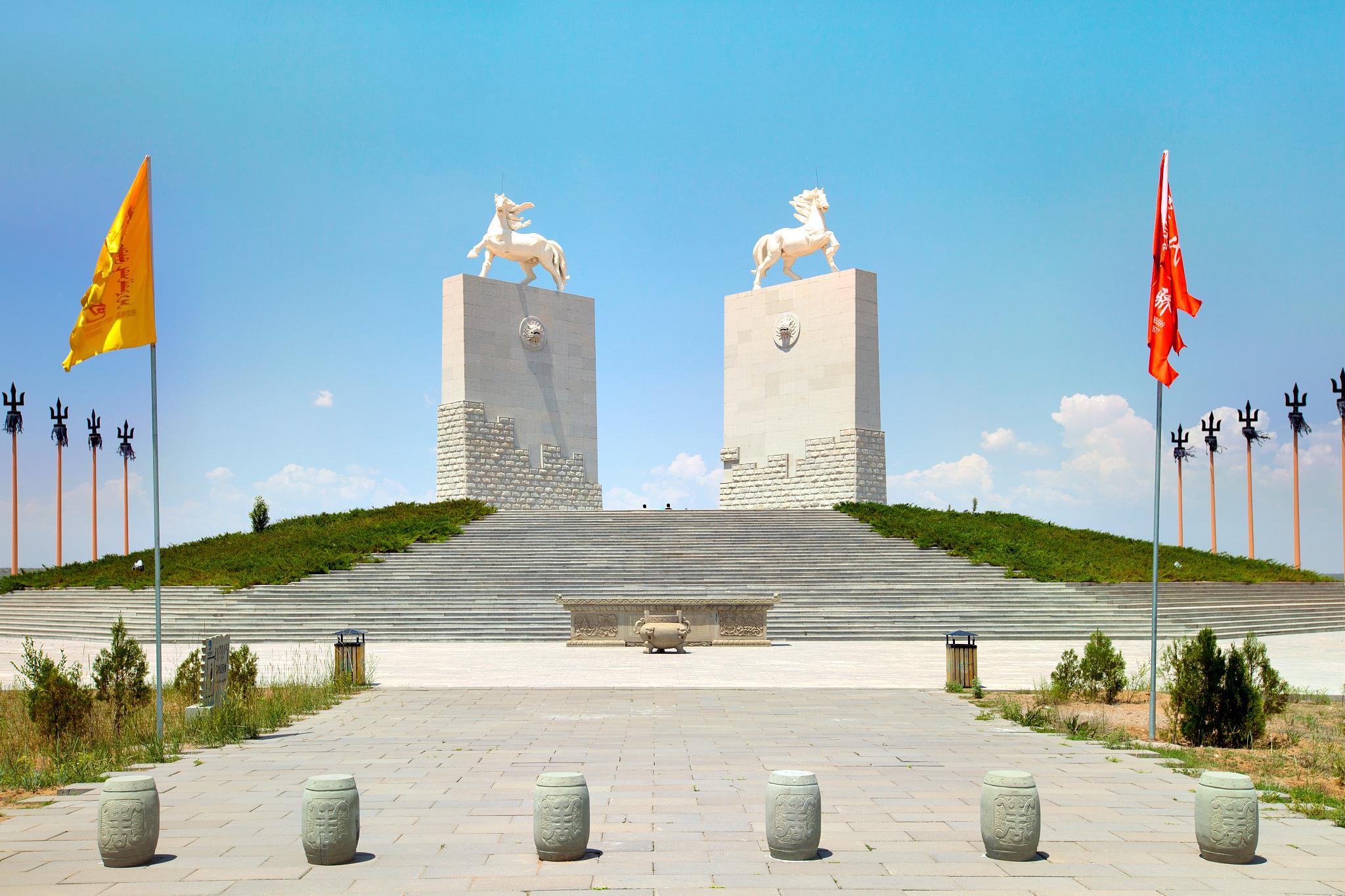 成吉思汗陵旅遊景區