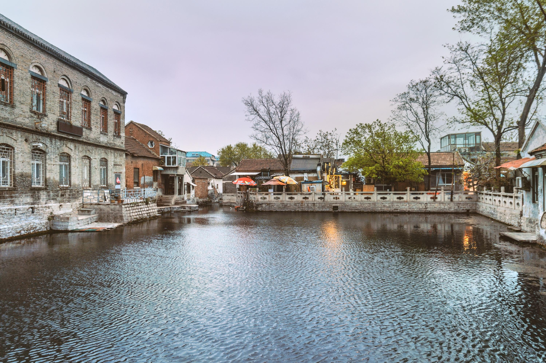 Wangfu Pool