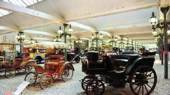 米盧斯老爺車博物館