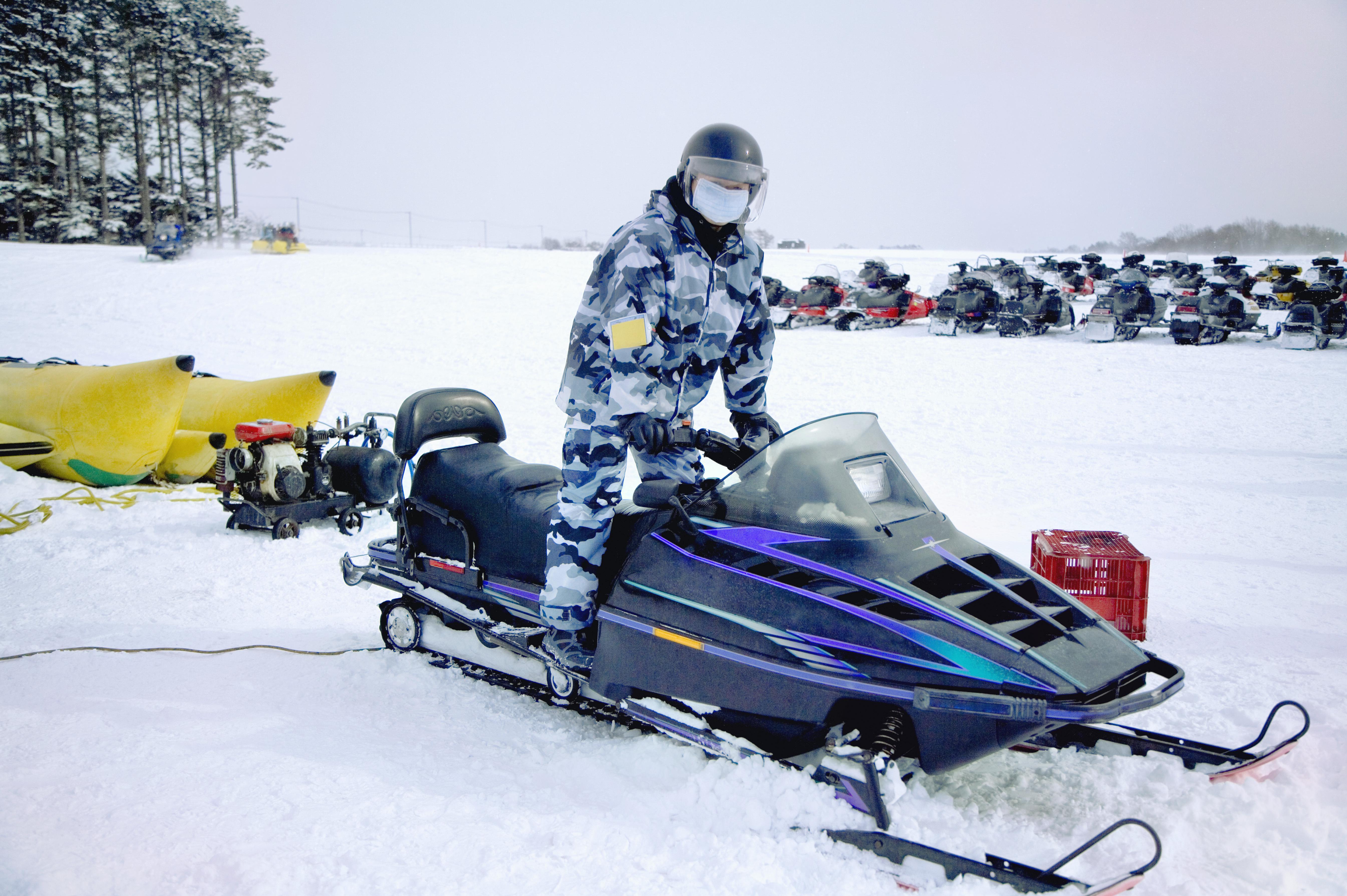 九城宮滑雪場