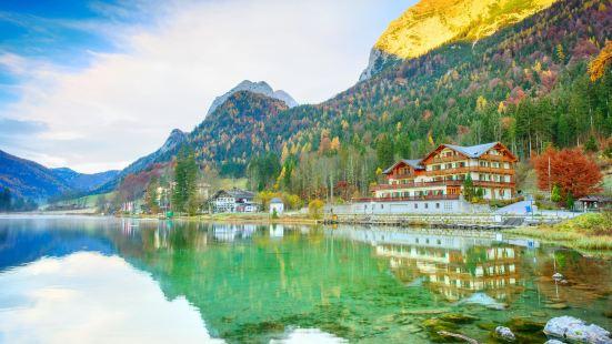 Hintersee湖