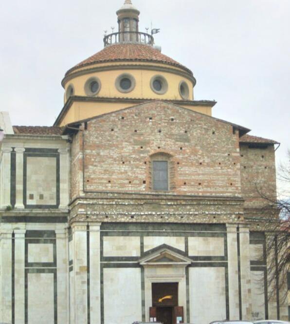Piazza Santa Maria delle Carceri