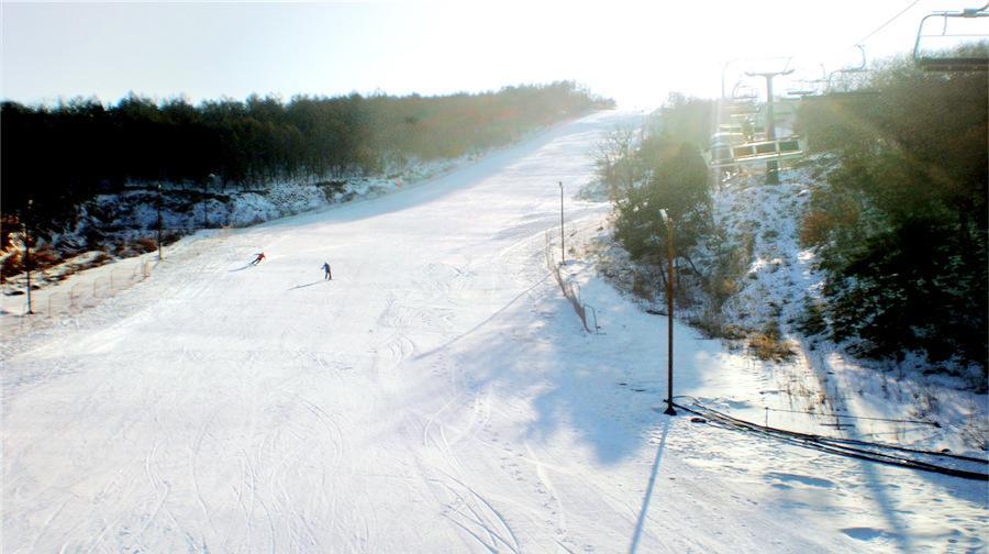 東北亞滑雪場