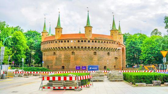 克拉科夫甕城