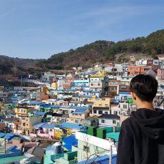 감천 문화 마을 여행 사진