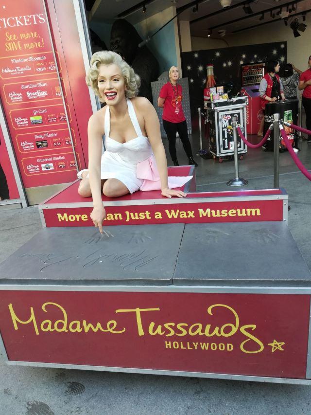 好萊塢杜莎夫人蠟像館