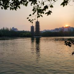 Sun and Moon Twin Towers User Photo