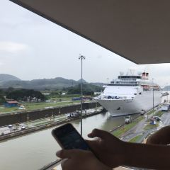 Panama Canal User Photo