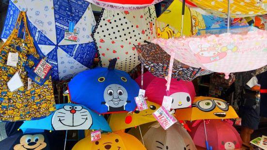 上野阿美橫丁商店街