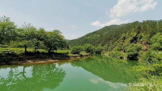 汪湖生態遊覽區