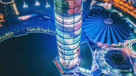 大玉米58樓城市觀光廳