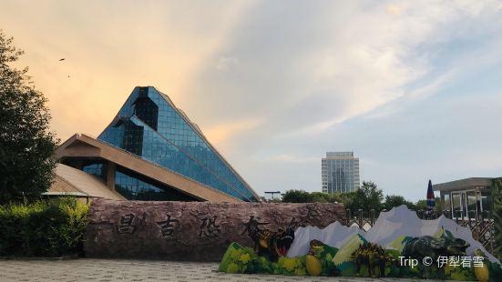 昌吉恐龍博物館