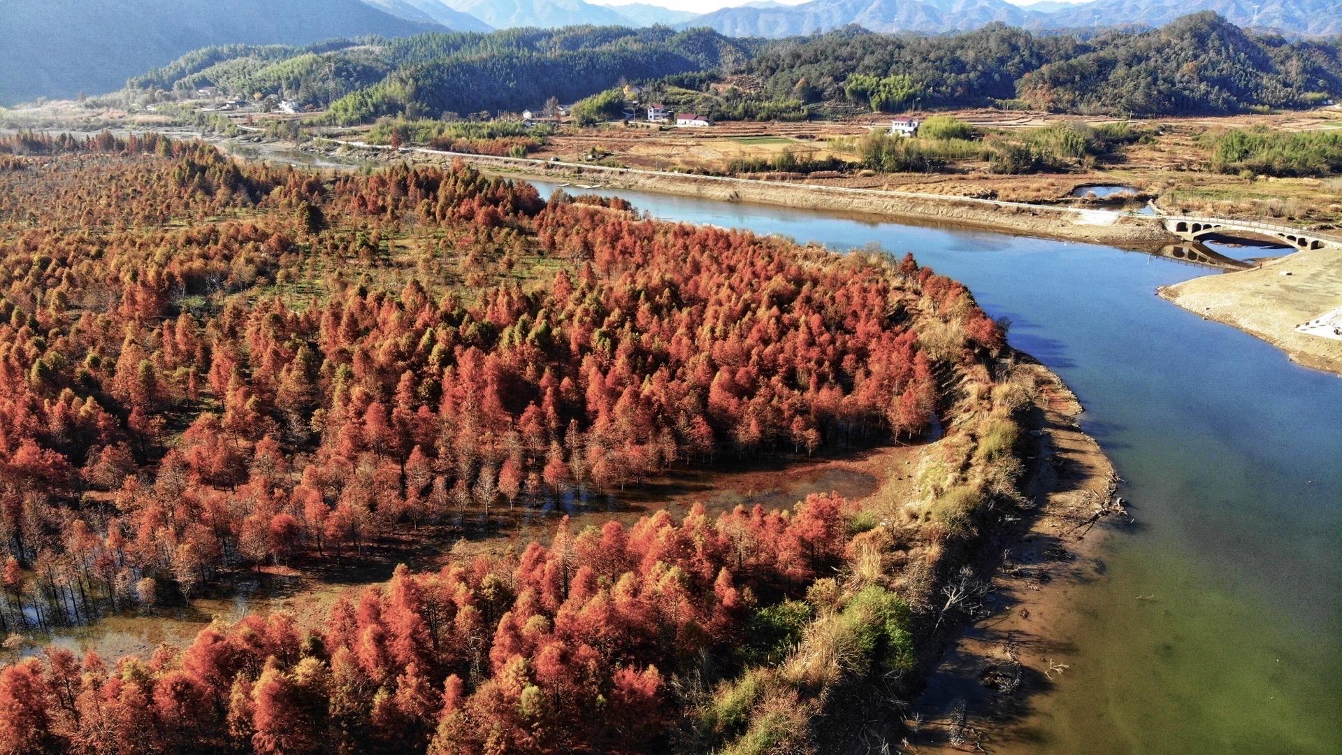 Hongshanlin Sceneic Area