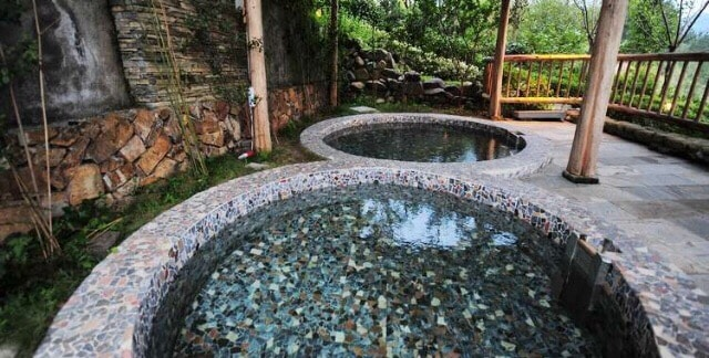 Huangpinglangdong Forest Hot Spring