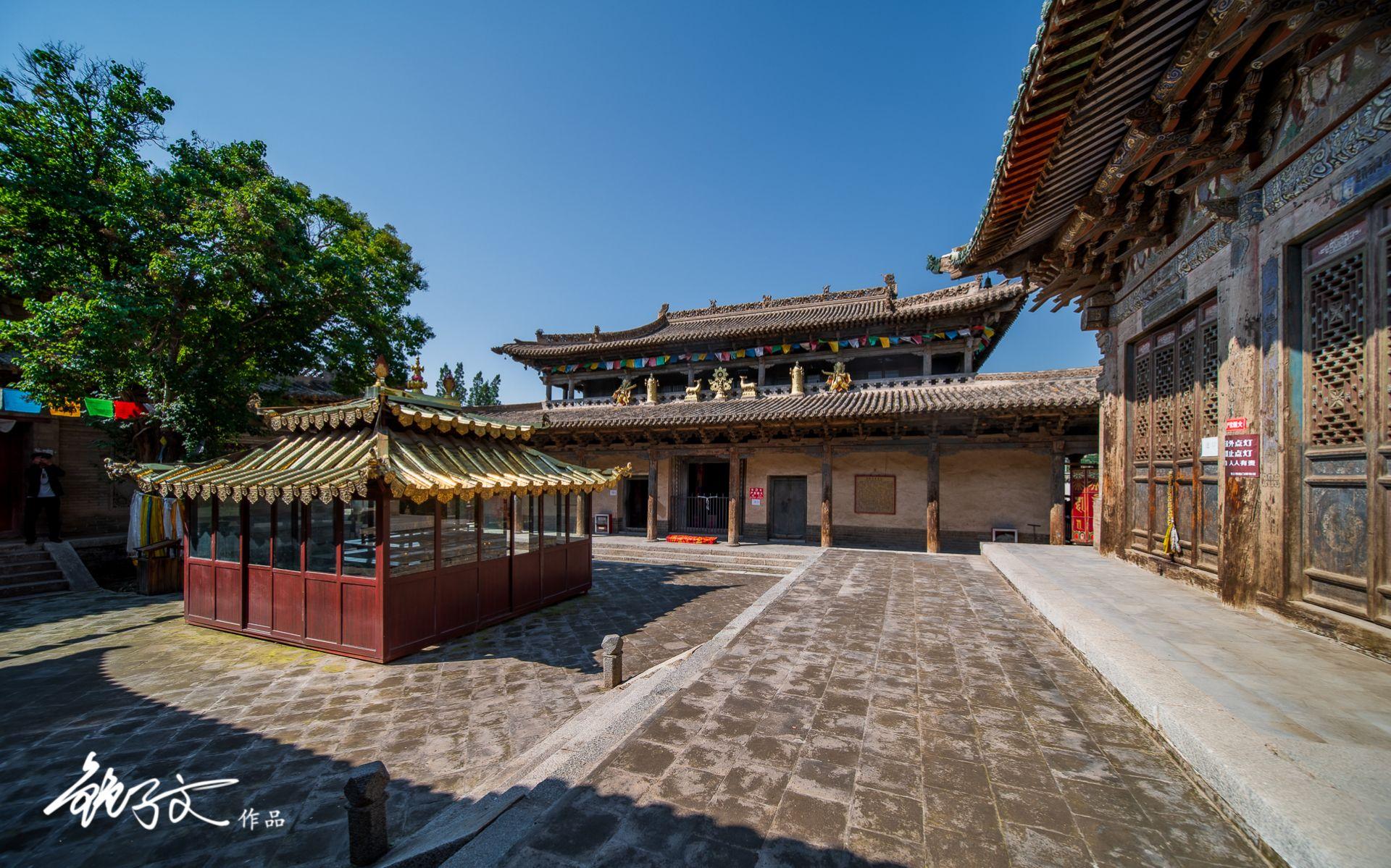 Miao Yin Temple