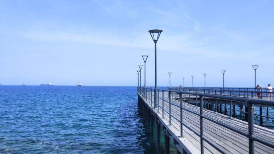 有一种蓝叫做地中海之蓝夏天就是要雪糕配蓝天碧海