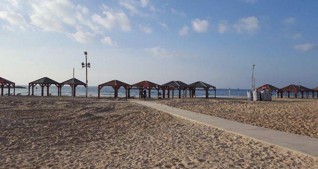 Bograshov Beach