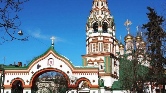 織工區的顯靈者尼古拉教堂