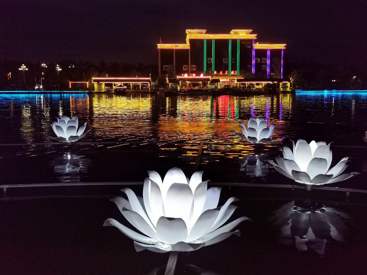 Dali Tongzhou Hunanhu Water Amusement Park
