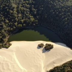 Lake Wabby User Photo
