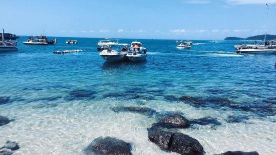 安静小岛上滴游船之旅——Cham Island (Cu La