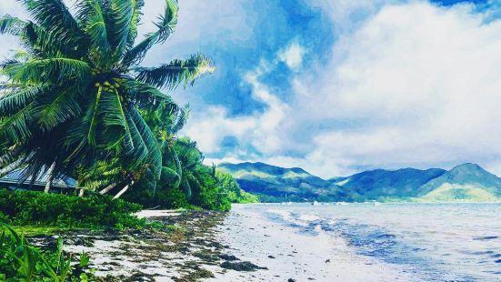 一个堪比马尔代夫的海滩——格兰德海滩夏天当然就是要跟沙滩在一