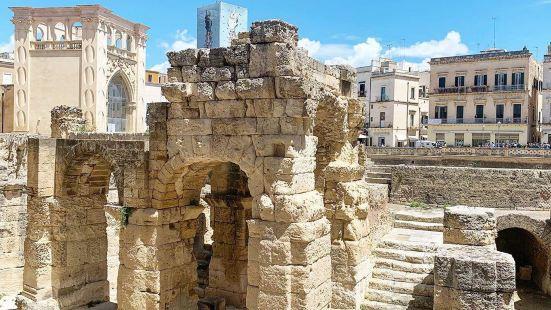 羅馬圓形劇場遺址